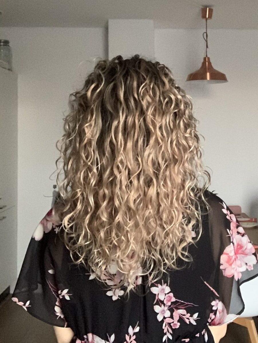 na curly girl methode