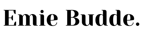 Emie Budde Logo