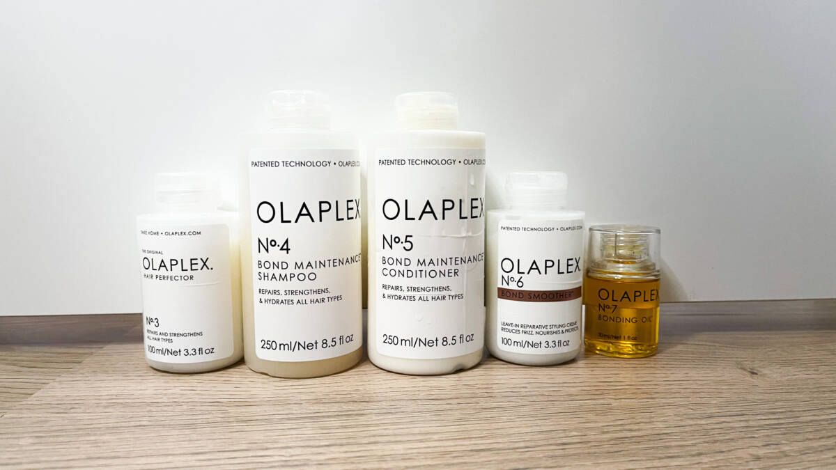 olaplex no 3 tm no 7