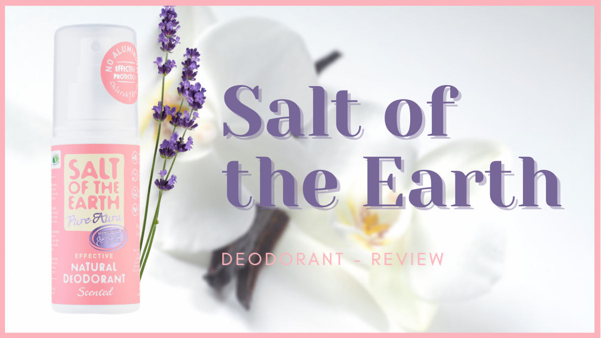 Salt of the Earth Deodorant review
