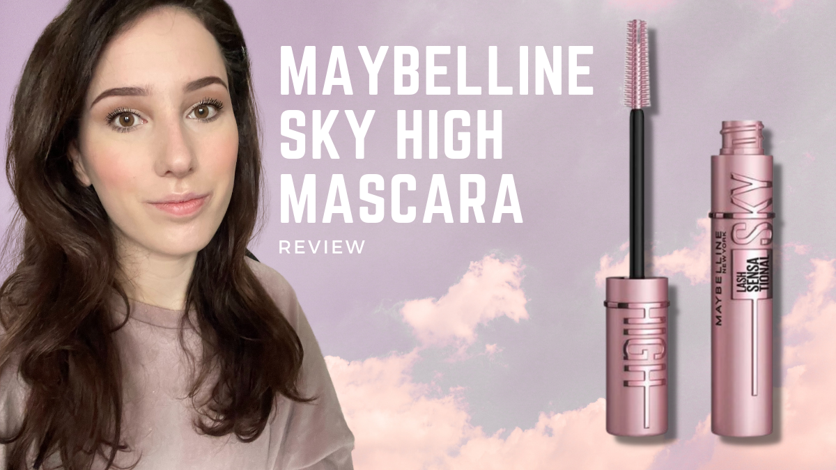 maybelline lash sensational sky high mascara