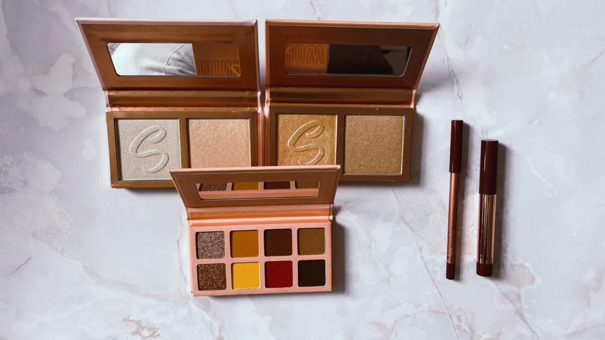 Makeup revolution x soph collectie
